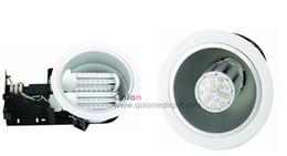 Wholesale Free Cfl - gx24q 3 led light 15W replace CFL PLT 42W 32W 120v 230v 277V 5000K 4000K 6500K Fedex free shipping g24 led pl light