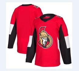Wholesale Custom Nhl Hockey Jerseys - nhl hockey jerseys cheap Men's Ottawa Senators Red Authentic Custom Jersey store usa sports ice hockey blank personalized american womens AD