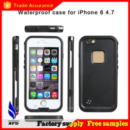 Wholesale Iphone 4s Cases Black - Redpepper shockproof Dustproof Waterproof case swimming surfing case cover for iphone 6 6 plus 5 5s 4 4s with retail box