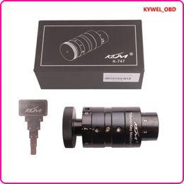 Wholesale Auto Lock Key - New 7.8 mm South Korea KLOM Portable Plum Key Copier Auto Locksmith Tool FreeShipping