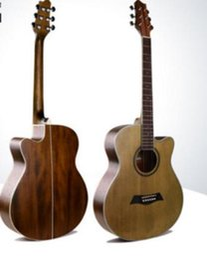 guitare électrique oem st Promotion Dessus arqué en bois d'érable, corps en acajou, guitare de Chine, instrument de musique, partie pays Livraison gratuite guitare vente chaude
