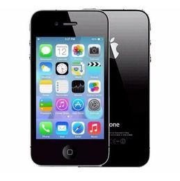 "Wholesale Apple Iphone 16gb Unlocked - Original Unlocked Apple iPhone 4 16GB 32GB Mobile Phone 3.5"" IPS Used Phone GPS iOS iPhone4 WCDMA Smartphone Multi-Language Cell Phones"