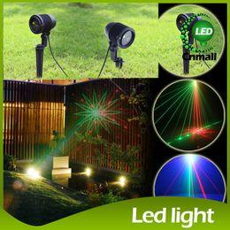 Wholesale Laser Fireflies Light - Outdoor Laser Lights Waterproof Firefly Lights Landscape Home Decor Lights Red Green Laser Dot Projector for Lawn & Garden LED Floodlight