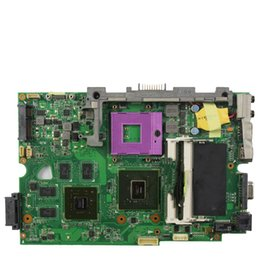 Wholesale Intel Motherboard Memory - K40ID 1GB 8 Memory for Asus K40I K40IE X4DI K40ID board laptop motherboard mainboard For notebook tested