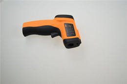 Wholesale Infrared Temperature Meter - infrared thermometer GM300 LCD Digital Infrared Thermometer Pyrometer Laser Point Temperature Meter