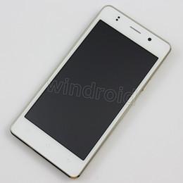 "Wholesale Cheap Unlocked Gsm Smartphone - MX5 3G WCDMA Smartphone 4.5"" Android 4.4 MTK6572 Dual Core Wifi Bluetooth Dual Sim cam 854*480 4GB GSM Unlocked Gesture wake cheap 10pcs"