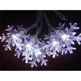 Wholesale Dry Ornaments - LED Lights String 3AA Battery 3.15M 20Leds Christmas Ornament Lights Fairy Wedding Party Decoration Waterproof DC1.2V Garden Party Strings