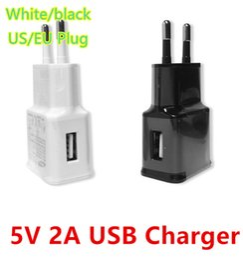 samsung 5v 2a ac eu Desconto Carregador USB Universal 110 v-240 V 5 V 2A AC Adaptador de Parede de Viagem Para Samsung Galaxy N7100 S4 S5 S6 NOTE 4 5 UE EUA Plug Frete Grátis