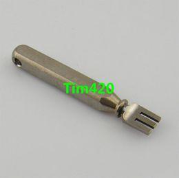 2019 titanio Disponibile ! 2015 Nuovo strumento di titanio da titanio di grado 2, abbiamo un chiodo di titanio Domeless, tappo in carb di titanio, unghie in ceramica, unghie al quarzo titanio economici
