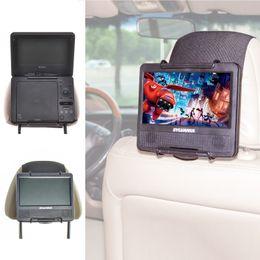 Wholesale Dvd Car Holder - TFY Universal Car Headrest Mount Holder for Portable DVD Player Cover Case