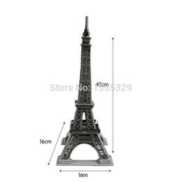 Wholesale Towers Free Paper Models - Wholesale-Free shipping 3D Puzzle world famous building model educational puzzles assembly -BurjAI-Arab, Eiffel Tower,Piza Tower
