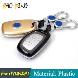 Wholesale Hyundai Azera - Car Styling Key Case Protection Cover For Hyundai I20 I30 Ix25 Ix35 Solaris Santa Fe Key Protect Shell