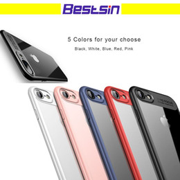 Wholesale Apple Auto - Auto Focus Phone Case CrystaL Clear & Brilliant Clarity Protection Case Perfect fit with All Iphone 6 7 8 for Iphone X