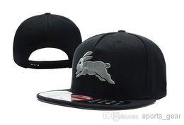 Wholesale Buy Girl - Wholesale-Clothing Cycling Buy Fashion NRL Snapbacks Sydney Rabbitohs Snapback Caps Hats Summer Popular Girls Snap Men,