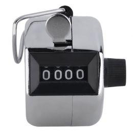 Contador de contagem de mão de metal on-line-Tally Contador Hand Held Golf curso Contagem Inventário do Contorno - Venda Por Atacado de Metal Venda Quente Nova Chegada 100 unidades / lotes