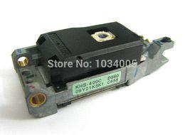 Wholesale Ps2 Laser Lens - 10pcs lot Original KHS-400C laser head Lens Replacement For PS2 KHS 400C lens sigma head japan