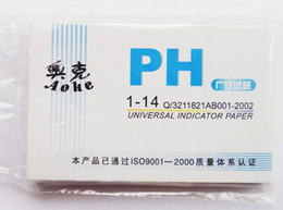 Wholesale Measurement Analysis Instruments - Hot Sell 50 Set PH Meters PH Test Strips Indicator Test Strips 1-14 Paper Litmus Tester Brand New Measurement & Analysis Instruments