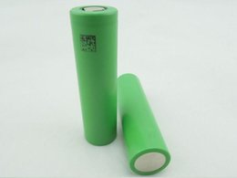 Wholesale Rechargeable Digital Camera Battery - DHL HOT 3.7V US18650 VTC5   2600mAh 30A Rechargeable Li-on 18650 Battery for Sony Fit E-Cigarette Mod LED Torch Digital Camera Free