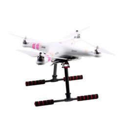 Wholesale Dji Kit - High Quality Upgrade Carbon Fiber Tall Landing Skid Gear Kit for DJI Phantom 1 2 Vision FPV RC Quadcopter order<$18no track