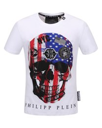 Wholesale German T Shirts - original German PP brand T-shirts are men's fashion short sleeve shirts, 100% cotton , hip-hop designers, men's T-shirts, fidgeting G2400