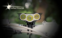 Wholesale Led X3 - Solarstorm X3 6000 Lumen CREE Bike light 3 LED Lanterna T6 Bicycle Front Light Cycling light torch18650 Battery Pack cycle light