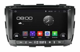 "Wholesale Sorento Gps 3g - Quad-Core 1024*600 Android 4.4 HD 2 din 8"" Car Radio Car DVD GPS for Kia Sorento 2013 With 3G WIFI Bluetooth IPOD TV USB AUX IN"