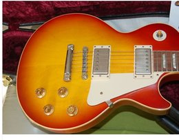 Wholesale R8 Guitar - New Beautiful hot sell Custom Shop R8 1958 Standard VOS electric guitar in stock
