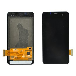 Wholesale alcatel digitizer - Wholesale-100% Test Good Lcd Display with Touch Screen Digitizer For Alcatel One Touch Star 6010 OT6010 6010A 6010X 6010D Free Shipping
