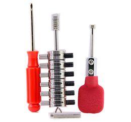 selecciones de disco Rebajas Envío gratis F021-II 6 discos Ford Mondeo y Jaguar Lock Plug Reader, Ford Mondeo y Jaguar Lock pick and decoder