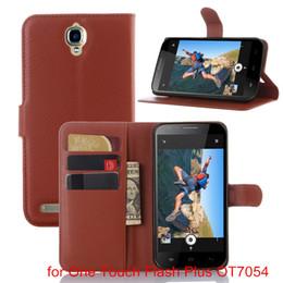 Flip Fashion Cover en cuir PU pour Alcatel une touche, idole x, idole s, idole 2 Protector Phone Cases ? partir de fabricateur