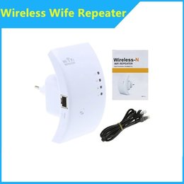 Wholesale Network Access Points - 300Mbps Wireless Range Extender Access Point EEE802.11N 2.4GHz Ethernet Network Wifi Repeater Signal Booster- 3dBi Internal Antenna JBD-WIFI