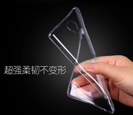 Wholesale Mi2 Case - SuperFor Xiaomi MI2 Mi3 Mi4 Mi4i Mi5 clear case Slim Crystal Silicone Gel Case ,For Redmi Note 2  Redmi Note  Redmi 1s redmi 3  2 case cover