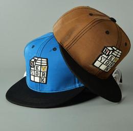Wholesale Faded Snapback - New York Rangers Snapback Hat For Men Ice Hockey Fade Print Visor Caps Sports Team NY Embroidery Logo Bones Two Tone Chapeus