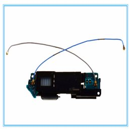 sony xperia z1 pièces Promotion Module de sonnerie de haut-parleur original avec vibrateur Câble de moteur vibrant pour Sony Xperia Z1 C6902 C6903 Pièces de rechange de C6906