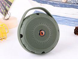 Wholesale Pocket Music - Mini Pocket Portable Bluetooth speaker travel hike walk run sport outdoor wireless heavy Bass shocking voice HiFi Music speaker box MIS043