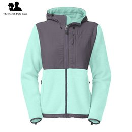 Wholesale Down Jacket Women White - Fashion Winter Women Thick Fleece Hoodies Sweatshirt Slant Zipper Hoodie Sport Outerwear Long Coat Plus Size SoftShell Down Hooded Jacket
