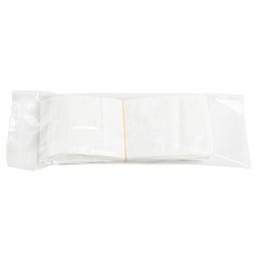 Sacos de acessórios para celular on-line-Atacado 500 pçs / lote claro + branco de plástico Zipper saco de Pacote de Varejo Para carregador de carro de Cabo de Dados Acessórios Do Telefone Celular saco de Embalagem