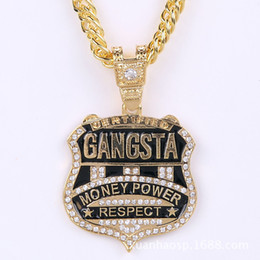 Shop real gold pendants for men uk real gold pendants for men free hip hop jewelry 18k real gold plated austrian rhinestone pendant trendy hipsters long chain neckalce for women men hiphop accessories joyas aloadofball Choice Image