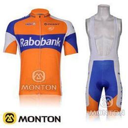 2015 camisetas de ciclismo para la venta Ciclismo Chaqueta Medias desgaste RaboBank ciclismo jersey naranja ciclismo Jerseys y pantalones cortos Bib C00S desde fabricantes