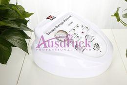 Wholesale Breast Pump Enhancer - Eu tax free 5-1 Breast Enlargement Body Shaper Vacuum Pump Therapy Breast Massager Enhancer breast care machine