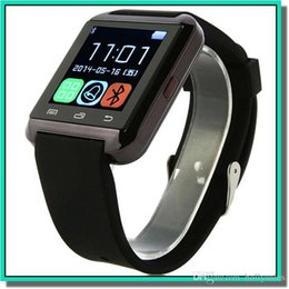 Wholesale Hands Free Camera - U8 Bluetooth SmartWatch wristwatch 1.44Inch Touch Screen Remote Camera Support Hands-free Calls for Android Phone with retail box