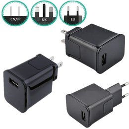 Wholesale Galaxy Tab Eu Charger - Usb Wall charger power adapter For Samsung P1000 Galaxy Tab 2 Note 10.1 7.0 8.9 Home Wall Travel power adpater Usb Cable Eu US UK Plug