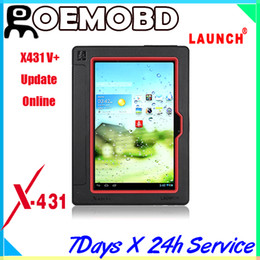 Wholesale Code V Update - original Launch X431 V+ (X431 vplus) V plus Android ScanPad Update Online Replace X 431 IV
