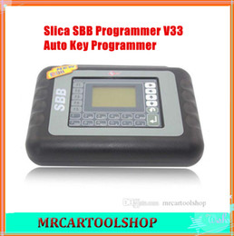 Wholesale Bmw Rate - Top-Rated Free Shipping Slica SBB Key Programmer V33 Auto sbb key programmer With Multi-Languages Works For Multi-Brands Cars