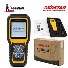 Wholesale Chevrolet Odometer Correction - BDSTAR X300M OBD II Odometer Adjustment and OBD2 Mileage Correction Tool DHL Free Shipping