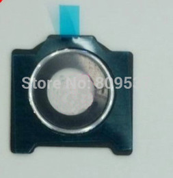 Wholesale Camera Xperia - For Xperia Z1 L39h C6903 Camera Lens Ring Replacement Part 10pcs lot