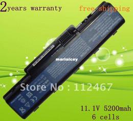Wholesale Acer Aspire 5738zg - High quality- HOT- 6 cells Replace Laptop Battery For Acer Aspire 5735Z 5737Z 5738 5738DG 5738G 5738Z 5738ZG 5740DG 574