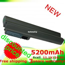 Wholesale White Mini Laptop Price - Lowest price white 5200mAh Laptop battery for Hp 2133 Mini-Note Mini 2140 484783-001 HSTNN-DB63 HSTNN-IB64 KU528AA