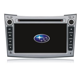 Wholesale Gps For Subaru - In-car radio dvd gps navigation on wince&android for Outback (2008-2013) car dvd
