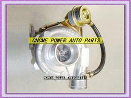 Wholesale Cooler Compressors - BEST Retail TURBO Inlet flange T25 Outlet flange 5 bolts water cooled Turbo charger Compressor a r. 42 Turbine a r.49 Turbocharger